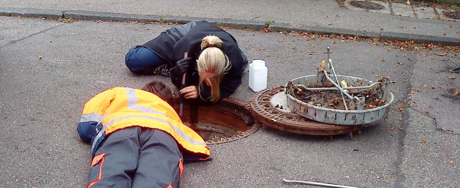 Stadtentwässerung Schorndorf